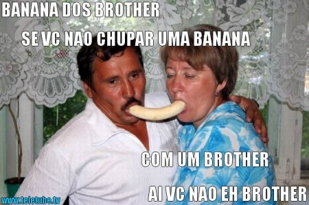 BANANA DOS BROTHER